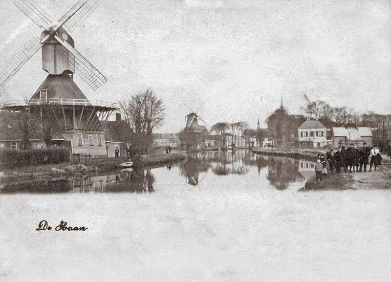 Het-Haantje-1902Weesp-opening